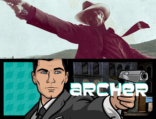 Justified Archer
