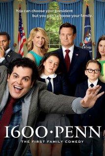 1600 Penn Poster