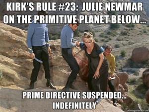 kirk rule