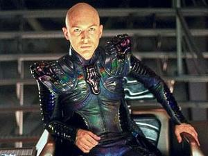 Yes, That Is Indeed Tom Hardy and He Pretends That Star Trek: Nemesis Didn't Happen, EIther.