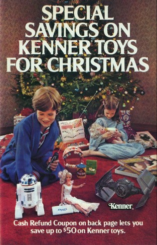 1979 Kenner Toys TV Guide Ad 01